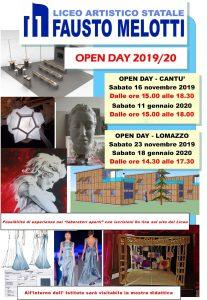Fausto Melotti OpenDay